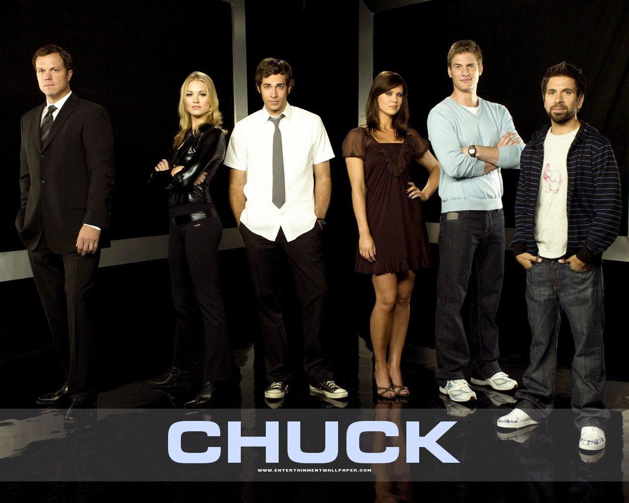 Фен тема: Chuck Chuck1