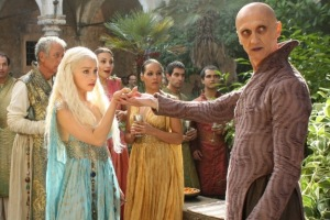 Game of Thrones – Ghost Murderer