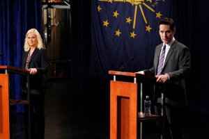 Parks and Recreation – Debate Time