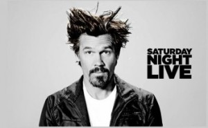 Allison Blogs SNL: Josh Brolin