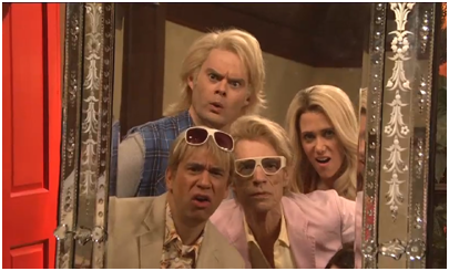 Allison Blogs SNL – The Season Finale With Mick Jagger