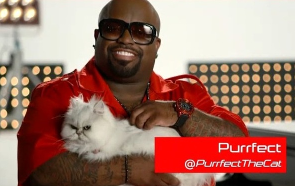 The Voice: Cee Lo Has a New Sidekick and It Reminds Me of My Lost Childhood