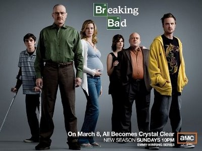 DVD Flashback 'Friday' – Breaking Bad – Seasons One and Two
