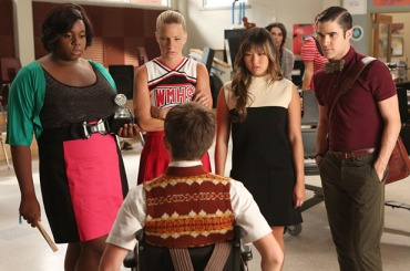 Glee – Just when you think you're out…