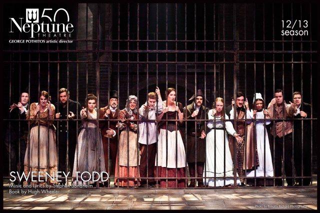 Neptune Theatre – Sweeney Todd