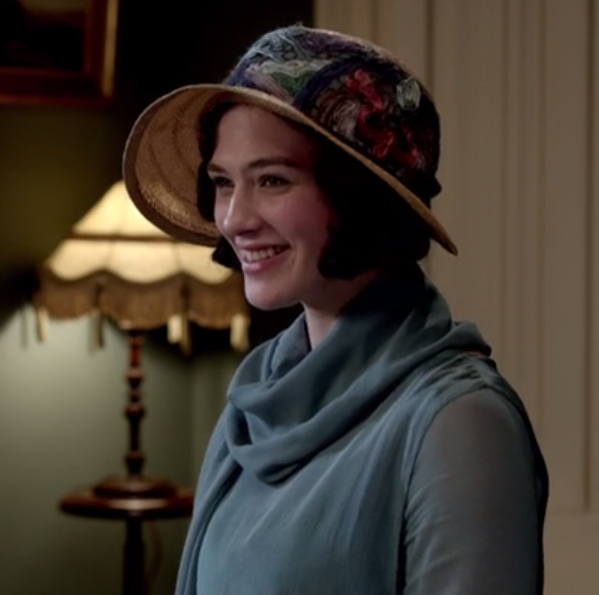 Downtown Abbey – Season Three Premiere