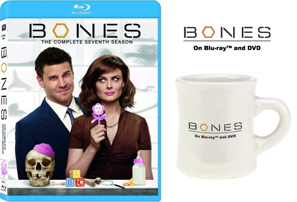 'Bones' Season Seven DVD Giveaway!