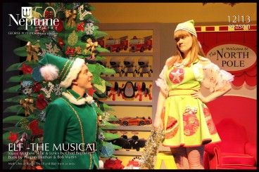 'Elf: The Musical' at Neptune Theatre