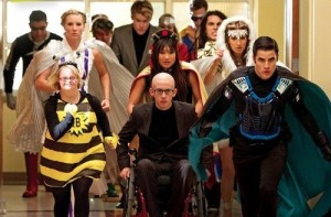 Glee – We Could Be Heroes