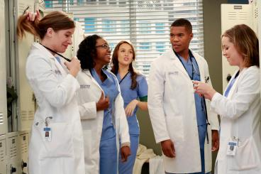 Quick thought on 'Grey's Anatomy'