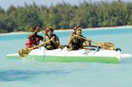 tar canoe