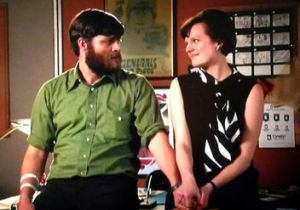 mad men peggy and stan