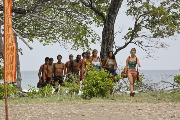 survivor tribe