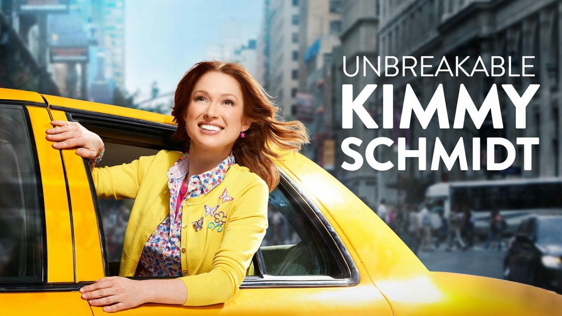 Unbreakable Kimmy Schmidt cover image
